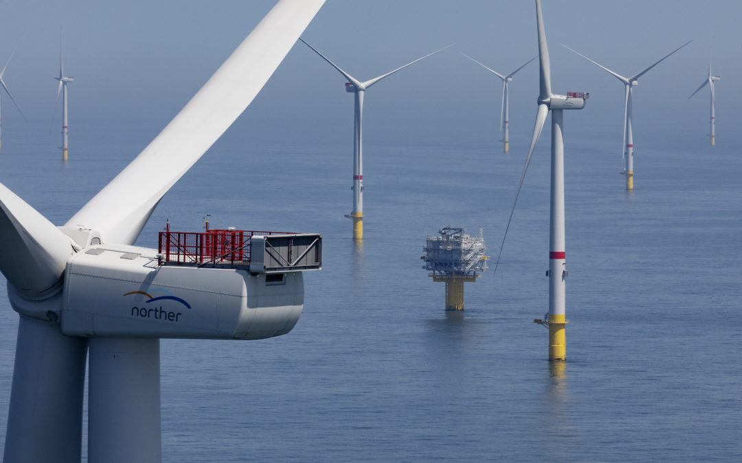 Norther wind farm chooses Marlinks cable monitoring technology